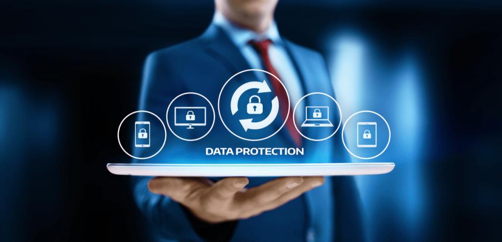 VPN data protection