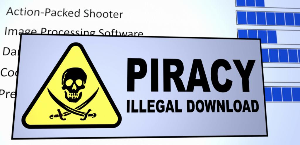 piracy notice